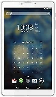 IKALL N1 Android Tablet, 7 Inch, 4GB Internal Memory, Dual Sim 3G (White)