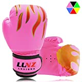 Luniquz Kids Boxing Gloves for Punching Bag Training...