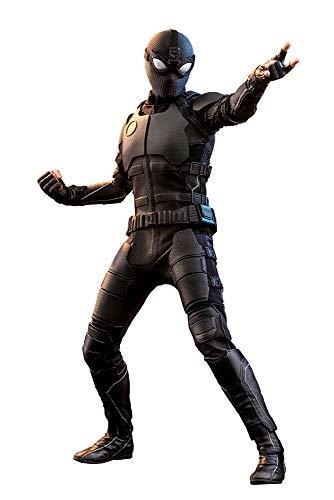 Hot Toys Figura Spiderman (Stealth Suit) 29 cm. Spiderman: lejos de casa. Normal Version. 1:6