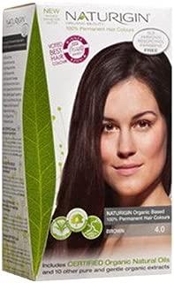 Naturigin Permanent Organic Hair Color, Brown