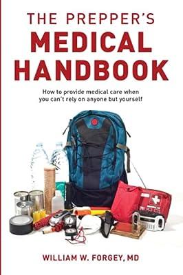 The Prepper's Medical Handbook from Lyons Press