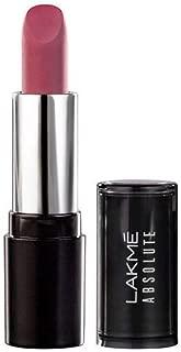 Lakmé Absolute Matte Revolution Lip Color, 204 Mauve Mania, 3.5 g