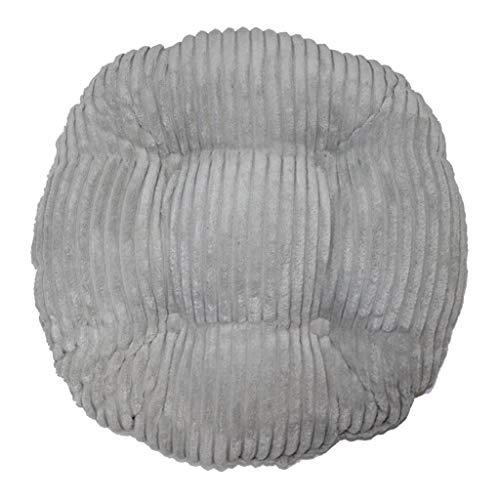 B Blesiya Stuhlkissen Sitzkissen Sitzpolster Stuhlauflage Boden Stuhl Auflage Kissen für Stühle Gartenstuhl Boden - 40x40cm