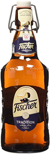 Fisher Birra Tradition 6°, 650 ml