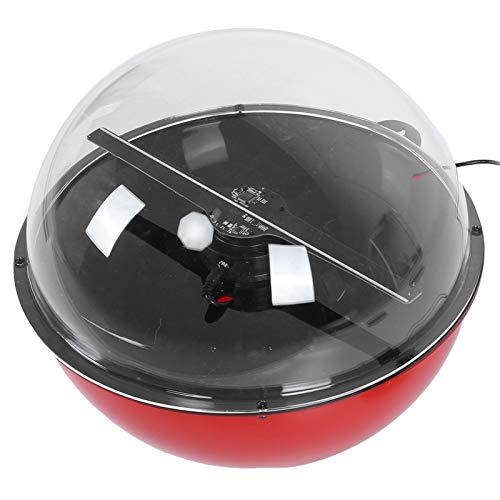 Pasamer Advertising Display Stable Connection Ball Shape 100‑240V Digital Holographic Projector for Hotels Clothing(British regulatory)