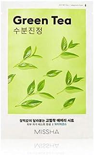 ماسكات الوجه ايري فيت شيت بالشاي الأخضر من ميشا