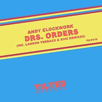 Drs. Orders