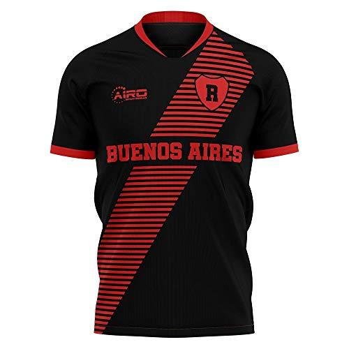 Airosportswear 2020-2021 River Plate Away Concept Football Soccer T-Shirt Maglia - Kids