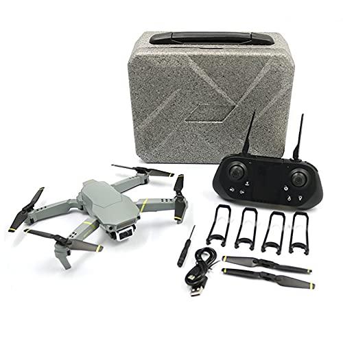 J-Clock Drone 6K Cámara HD y GPS con Video en Vivo Mini Fácil para Principiantes 8-12 Niños Adultos para Usar Sígueme Dron detección obstáculos con Retorno una tecla