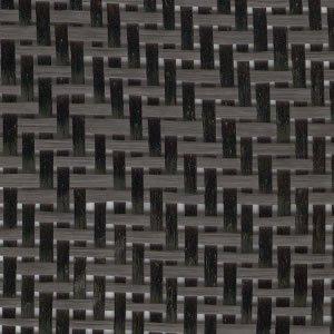 "Carbon Fiber Cloth - 3K, 5.7oz x 50"" - 2x2 Twill Weave Fabric - 3 Yard Roll"