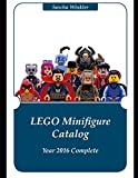 LEGO Minifigures Catalog Year 2016 Complete