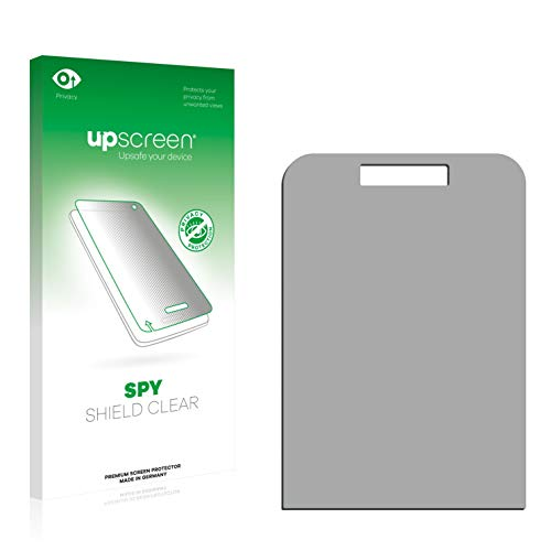 upscreen Anti-Spy Blickschutzfolie kompatibel mit Sony Ericsson K660i Privacy Screen Sichtschutz Bildschirmschutz-Folie