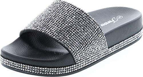 Top 10 best selling list for forever link glitter flat shoes