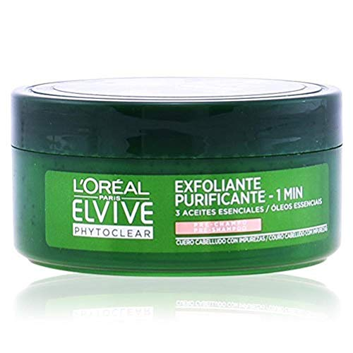 L'Oreal Paris Elvive Phytoclear anti-roos shampoo Schuimende voorshampoo. Anticaspa