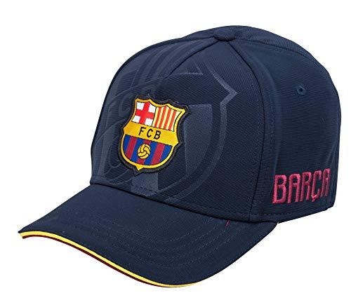 Fc Barcelone Casquette Barca - Collection Officielle Taille réglable