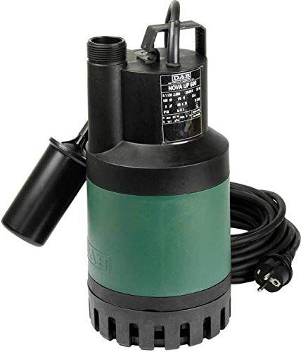DAB NOVA UP 600 M-A Verticale dompelpomp voor waterontwatering 0,52 kW / 0,69 HP met vlotter voor automatische werking