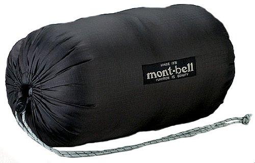 モンベル(mont-bell) コンプレッションスタッフバッグS ブラック BK 1123423