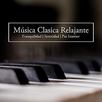 Música Clasica Relajante - Tranquilidad, Serenidad, Paz Interior, Sonidos de Pianos relajantes
