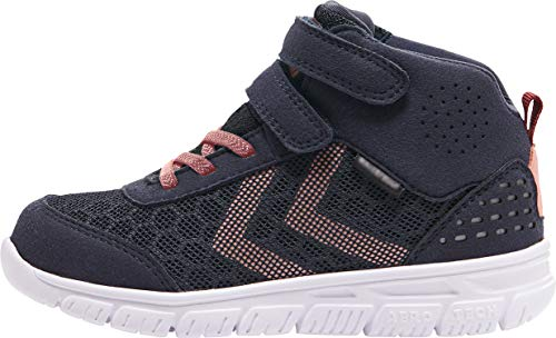 hummel Unisex Kinder Crosslite MID TEX JR Sneaker