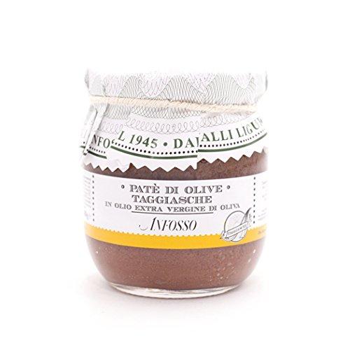 Paté di Olive Nere Taggiasche 180gr