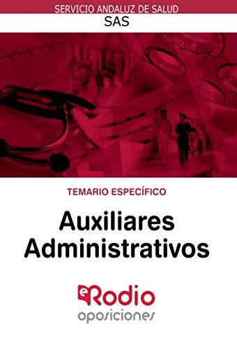 Auxiliares Administrativos: Servicios Andaluz de Salud