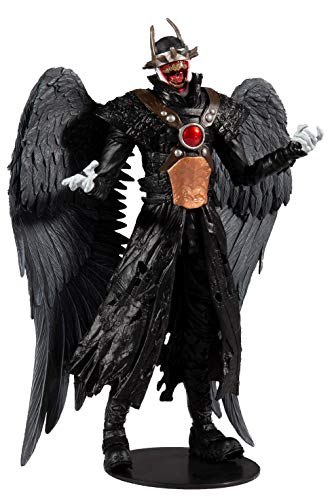 McFarlane Toys DC Multiverse Batman Who Laughs with Sky Tyrant Wings and Build-A Parts for 'The Merciless' Figure