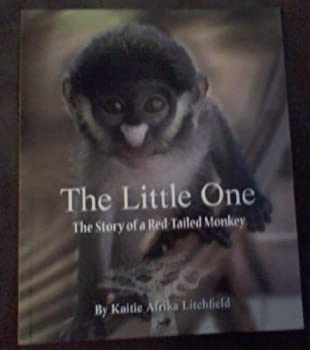 Paperback The Little One: The Story of a Red-Tailed Monkey Book