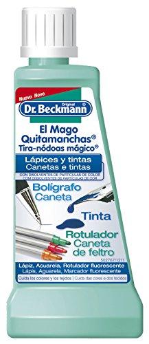 Dr. Beckmann Quitamanchas especial para manchas de bolígrafo y tinta - 50 ml.