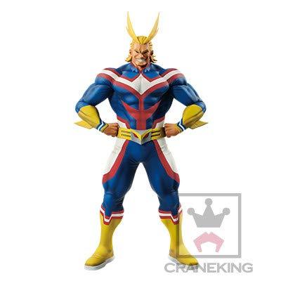 Banpresto. Boku no Hero Academia Figure All Might Age of Heroes Ahora Disponible!