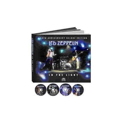 Led Zeppelin - In the Light (4 DVDs)(+Buch)