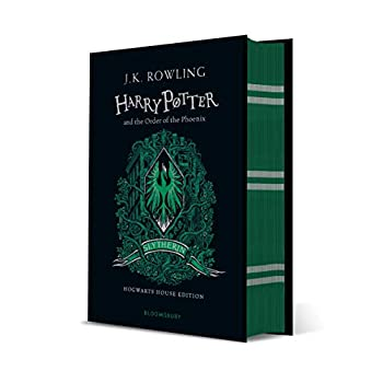 HARRY POTTER AND THE ORDER OF THE PHEONIX - SLYTHERIN EDITION  RELIE
