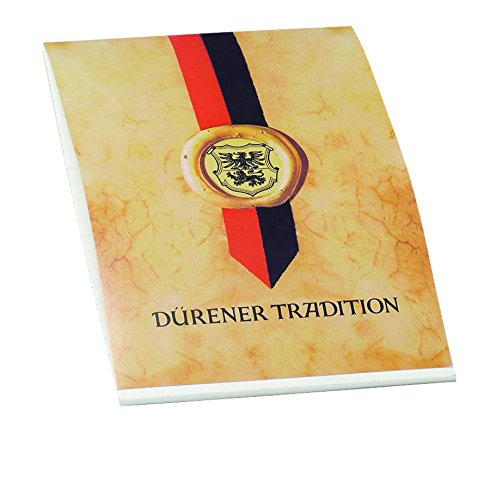Rössler 20000401 - Dürener Tradition - Briefblock A5, 50 Blatt, weiß
