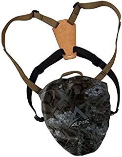 Slicker Pistol Chest and Leg Harness. Holster That conceals and Protects.