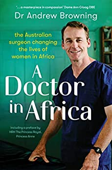 A Doctor in Africa by [Andrew Browning]