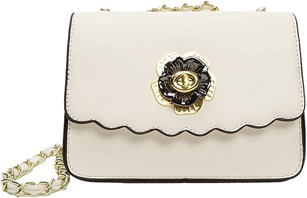 Fashion All-match Chain Buttons Large Capacity Travel Cross-body Bag for Women
