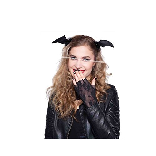 Folat Halloween Fledermaus Haarreif