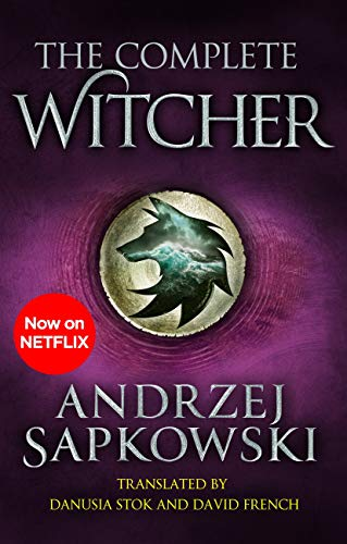 The Complete Witcher: The Last Wish, Sword of Destiny, Blood of Elves, Time of Contempt, Baptism of Fire, The Tower of the Swallow, The Lady of the Lake and Seasons of Storms (English Edition)