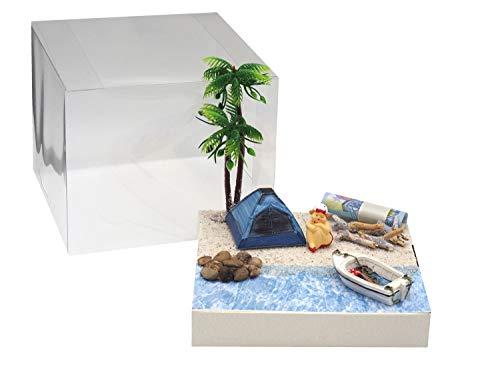 ZauberDeko Geldgeschenk Verpackung Geldverpackung Camping Zelten Urlaub Reise