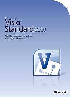 Microsoft Visio Standard 2010 (PC) (B003FP04SK) | Amazon price tracker / tracking, Amazon price history charts, Amazon price watches, Amazon price drop alerts