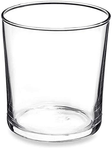 Bormioli Rocco 3026937 Scat 12 Bicchieri in Vetro Bodega Medium 37 Arredo Tavola, Trasparente