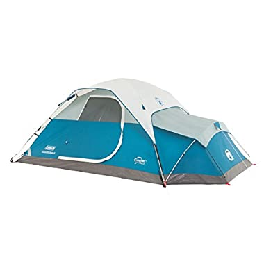Coleman Juniper Lake Instant Dome 4 Person Tent with Annex