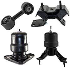 K0143 Fits 1992-1996 TOYOTA Camry 2.2L ENGINE & TRANS MOUNT SET for AUTOMATIC 4 PCS : A6277, A6253, A6235, A6256