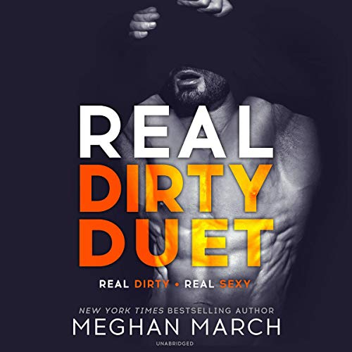 Real Dirty Duet audiobook cover art