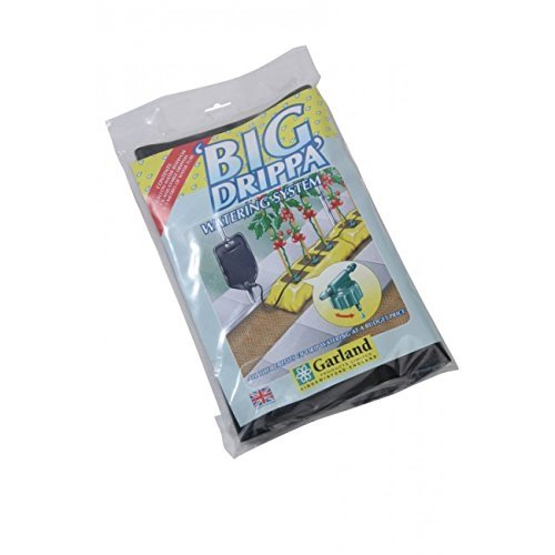 Garland Big drippa Kit riego Incluye 6 goteadores