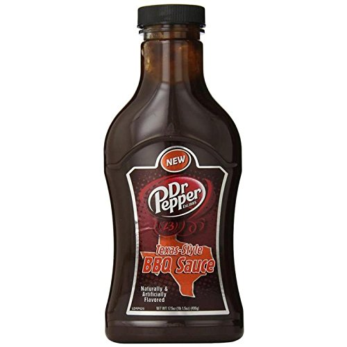 Dr. Pepper Texas-Style BBQ Sauce