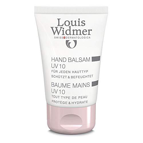 WIDMER Hand Balsam UV10 leicht parfümiert 50 ml