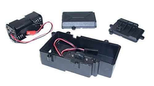 Carson Ersatzteil X10NB Dirt Warrior 500105312 Komplett RC Box + Schalter CX1®