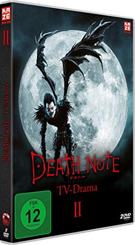 Death Note - TV-Drama - Vol.2 - [DVD]