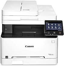 Canon Color imageCLASS MF644Cdw - All in One, Wireless, Mobile Ready, Duplex Laser Printer, White, Mid Size, Amazon Dash Replenishment Ready