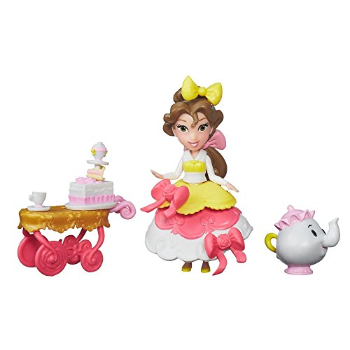 Hasbro European Trading B.V. B5334EU4 - Disney Prinzessin Little Kingdom, Spiele und Puzzles